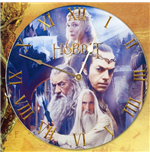 The Hobbit Clock 177049