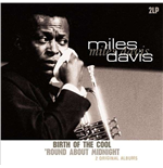 Vynil Miles Davis - Birth Of The Cool + 'Round About Midnigh (2 Lp)