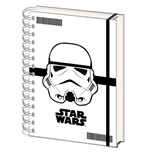Star Wars A5 Notebook - Stormtrooper