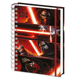 Star Wars Episode VII Notebook A4 Split