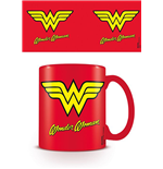 DC Comics Mug Wonder Woman Logo