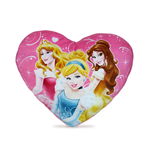 Disney Princess Plush Cushion Characters 37 x 30 cm