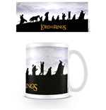 Lord of the Rings Mug Fellowship