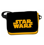 Star Wars Shoulder Bag Orange Logo