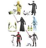 Star Wars Action Figures 10 cm 2015 Jungle/Space Wave 2 Assortment (12)