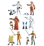 Star Wars Action Figures 10 cm 2015 Snow/Desert Wave 2 Assortment (12)