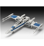 Star Wars Episode VII Build & Play Model Kit with Sound X-Wing Fighter 22 cm