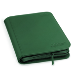 Ultimate Guard 4-Pocket ZipFolio XenoSkin Green