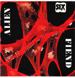 Vynil Alien Sex Fiend - Who's Been Sleeping In My Brain (2 Lp)