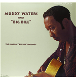 Vynil Muddy Waters - Muddy Waters Sings Big Bill