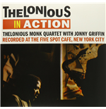 Vynil Thelonious Monk - Thelonius In Action