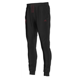 2015-2016 Man Utd Adidas SF Sweat Pants (Black)