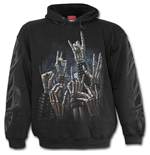 Rock On - Hoody Black