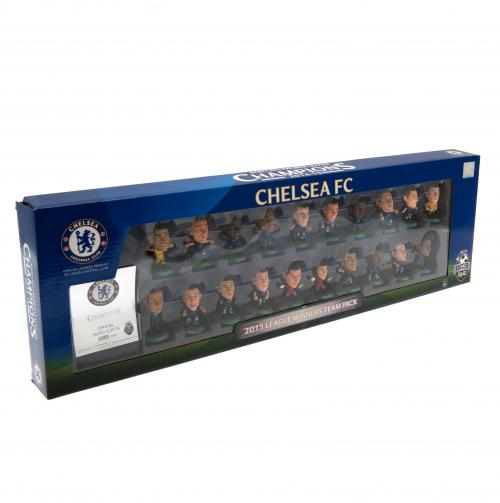 Chelsea F.C. SoccerStarz Premier League Winners Team Pack