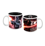 Star Wars Episode VII Mega Ceramic Mug Kylo Ren & Stormtrooper