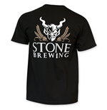 STONE BREWING CO. Men's Black Arrogant Bastard 4.0 T-Shirt