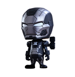 Avengers Age of Ultron Cosbaby (S) Mini Figure Series 2 War Machine Mark II 9 cm