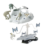 Star Wars Hot Wheels Playsets 2015 Wave D Assortment (4)