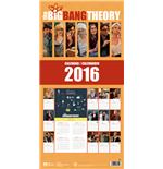 The Big Bang Theory Calendar 2016 *English & Spanish Version #2