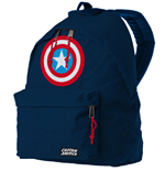 Captain America Backpack - Shield
