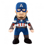 Avengers Age of Ultron Plush Figure Captain America 25 cm