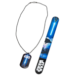 Star Wars Episode VII Necklace & Bracelet The Dark Side