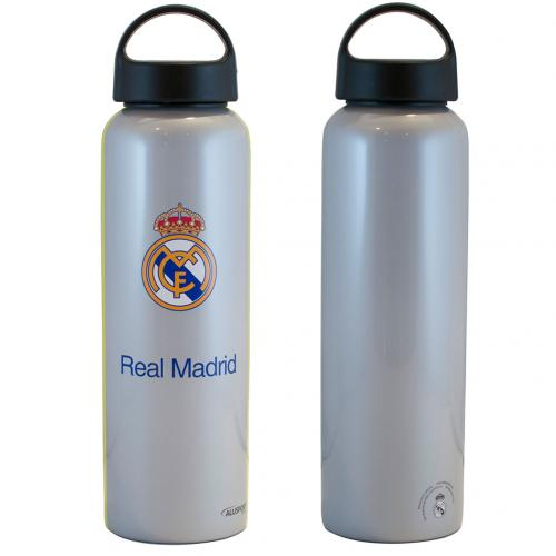 Real Madrid F.C. Aluminium Drinks Bottle XL