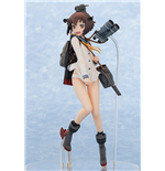 Kantai Collection PVC Statue 1/8 Yukikaze Major Damage Ver. 21 cm