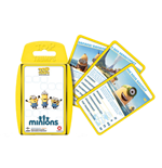 Minions Card Game Top Trumps *German Version*