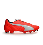 Puma evoSPEED 3.4 Leather Firm Ground Football Boots (Lava Blast)
