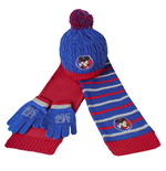 Mickey Mouse Scarf and Cap Set 179860