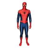 MARVEL COMICS Spider-Man Adult Unisex Cosplay Costume Morphsuit, Extra Extra Large, Multi-Colour