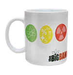 Big Bang Theory Mug - Symbols