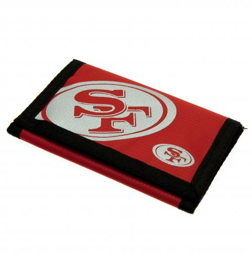 San Francisco 49ers Nylon Wallet FP