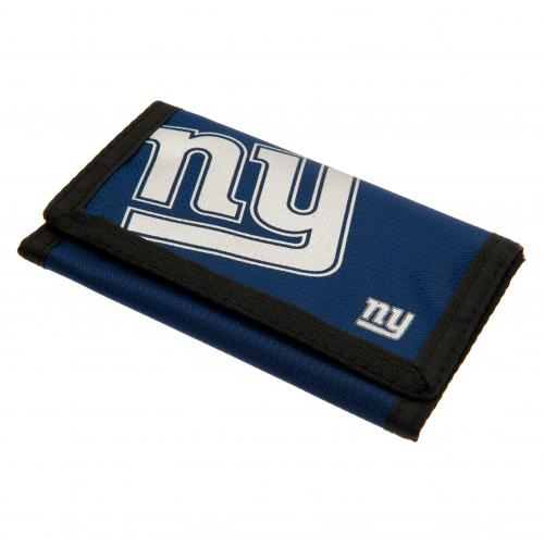 New York Giants Nylon Wallet FP