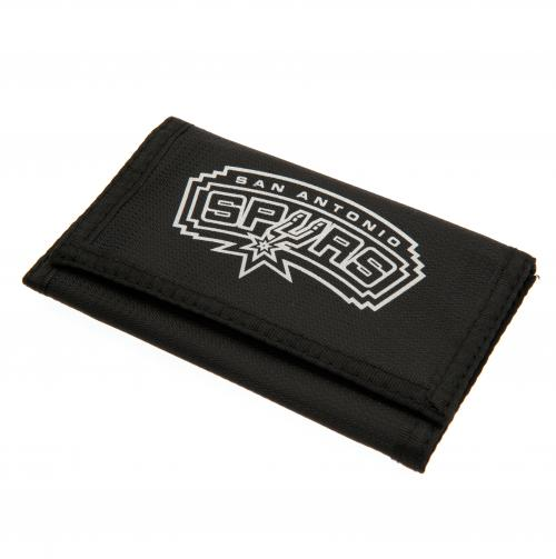San Antonio Spurs Nylon Wallet FP