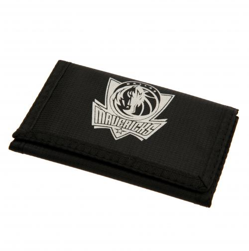 Dallas Mavericks Nylon Wallet FP