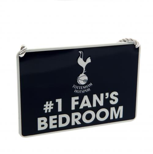 Tottenham Hotspur F.C. Bedroom Sign No1 Fan