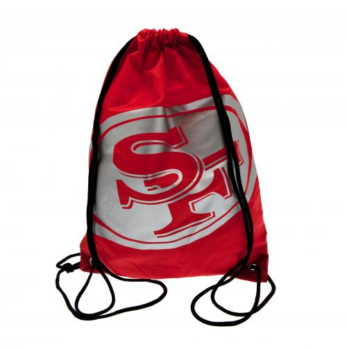 San Francisco 49ers Gym Bag FP