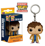 Doctor Who POP! Vinyl Keychain 10th Doctor 4 cm