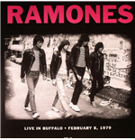 Vynil Ramones - Live In Buffalo February 8  1979