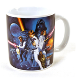 Star Wars Mug - A New Hope