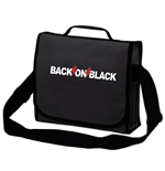 Back On Black Messenger Bag 180591