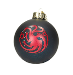 Game of Thrones Glass Ornament Targaryen