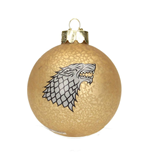 Game of Thrones Glass Ornament Stark