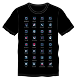 Halo 5 T-Shirt So Many Skills So Little Time