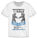 Halo 5 T-Shirt Fight Poster
