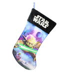 Star Wars Christmas Stocking Yoda 45 cm