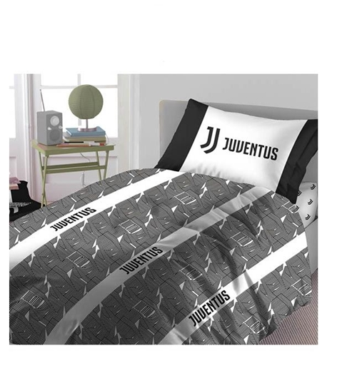 Single Duvet Set ST Juventus - BEDROOM GIFT