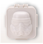 Star Wars Pouch Boiled Egg Shaper Stormtrooper